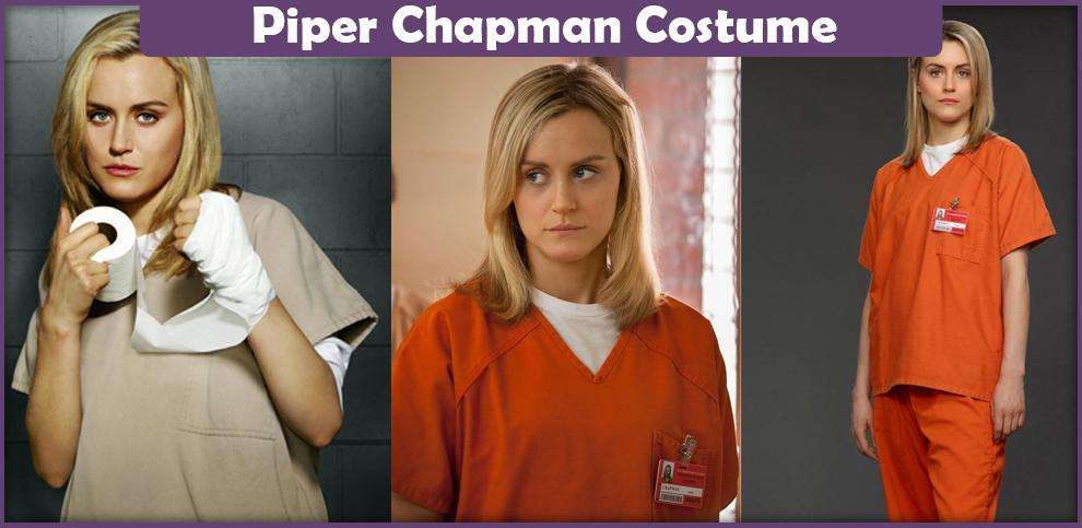 Piper Chapman Costume – A DIY Guide