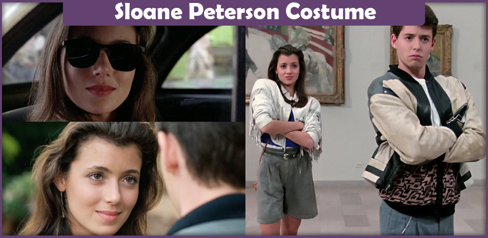 Sloane Peterson Costume – A DIY Guide