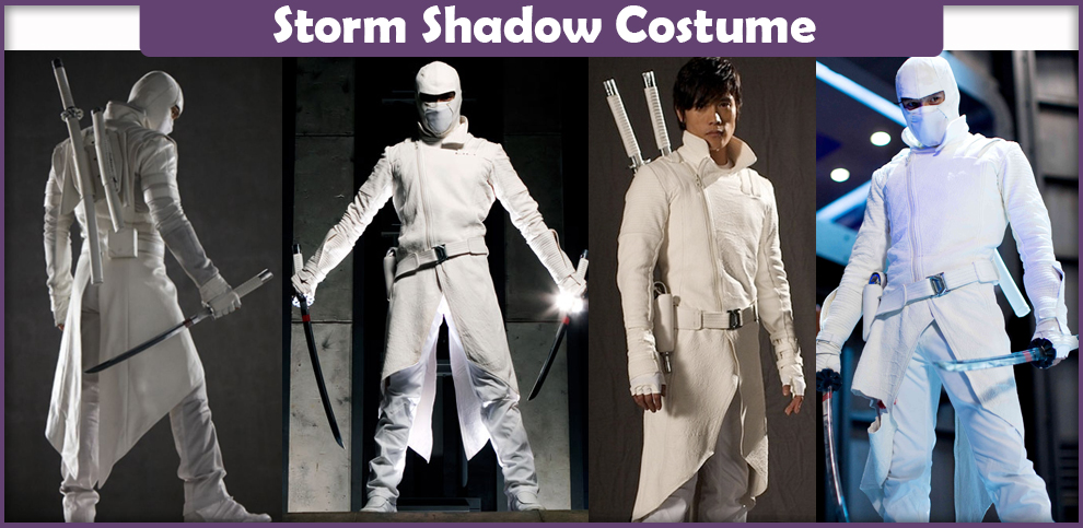 Storm Shadow Costume & Storm Shadow Costume - A DIY Guide - Cosplay Savvy