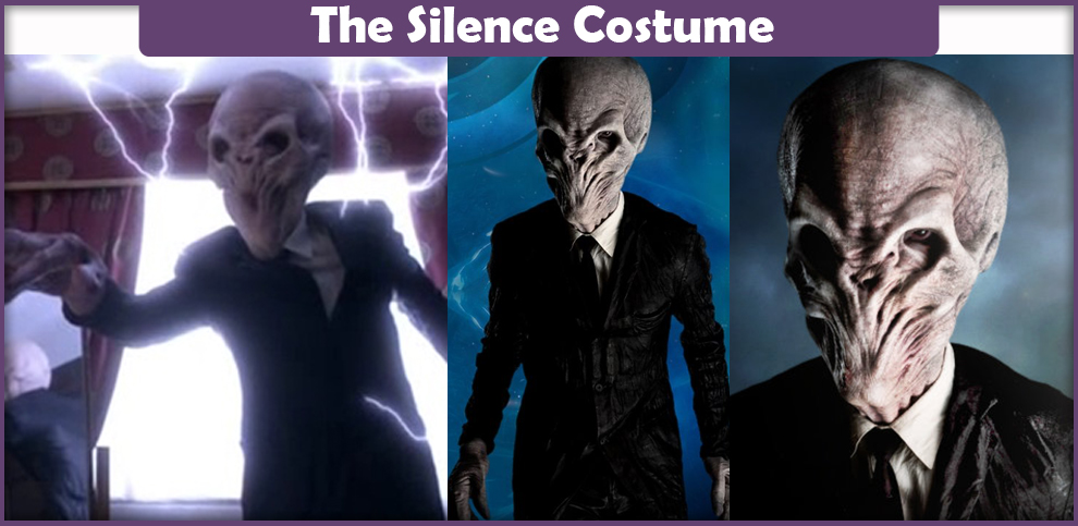 The Silence Costume – A DIY Guide