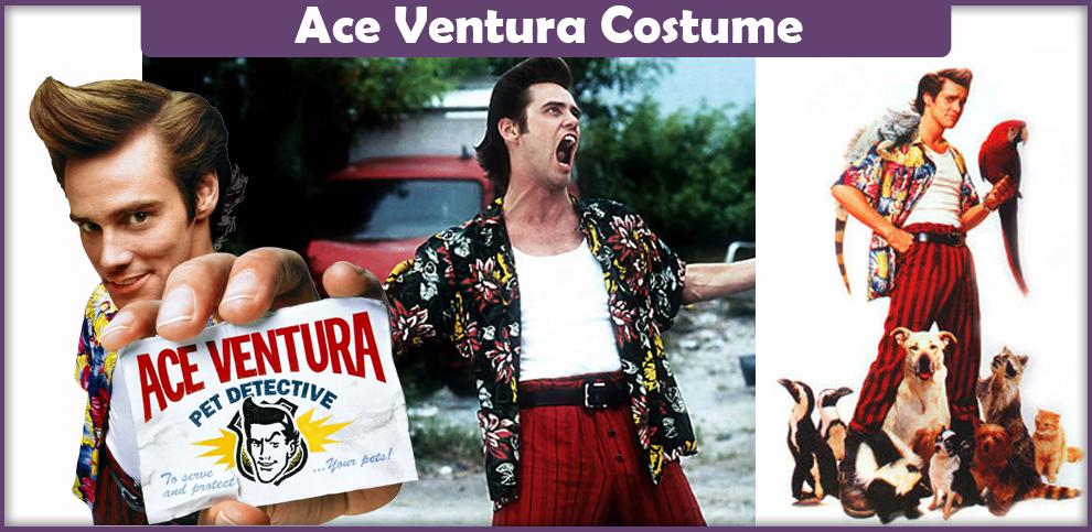 Ace Ventura Costume – A DIY Guide