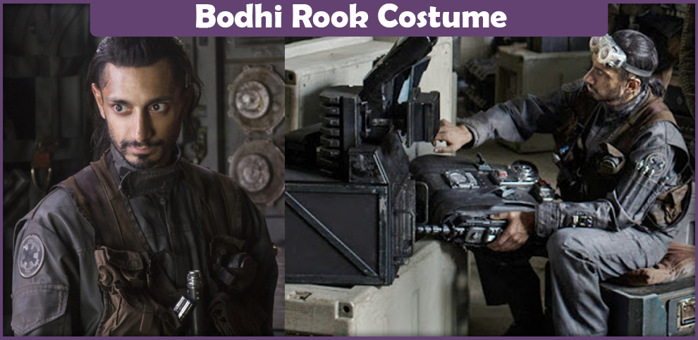 Bodhi Rook Costume - A DIY Guide