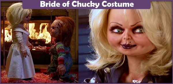 Bride of Chucky Costume A DIY Guide Cosplay Savvy