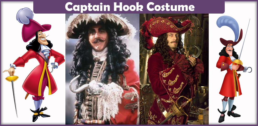 Captain Hook Costume