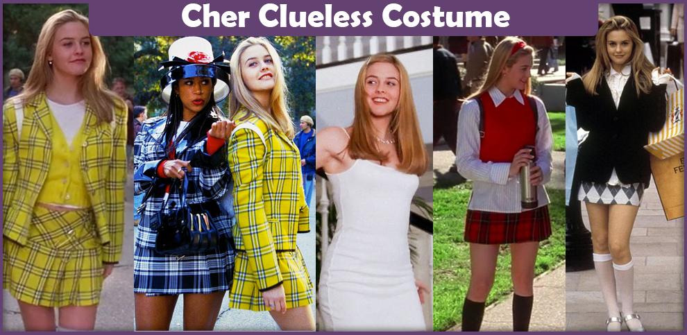 Cher Clueless Costume