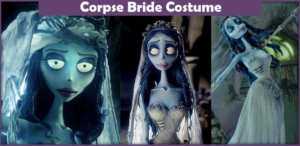 Corpse Bride Costume – A DIY Guide