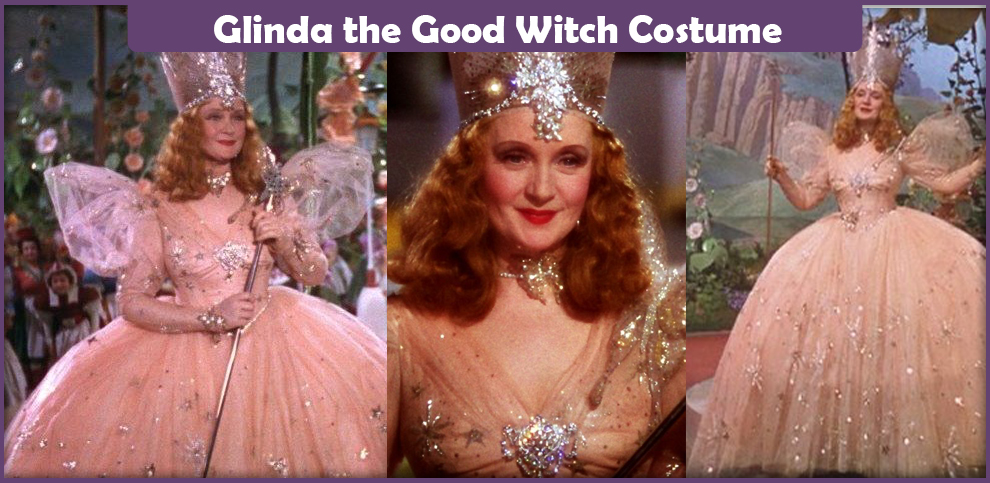 Glinda the Good Witch Costume – A DIY Guide