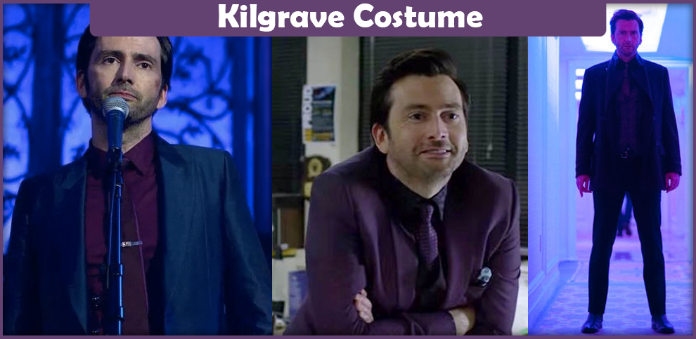 Kilgrave Costume – A DIY Guide