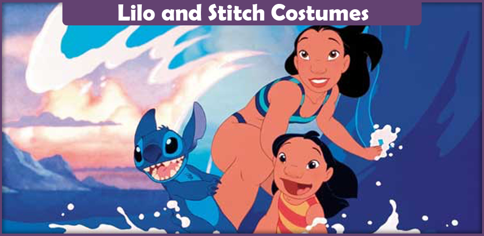 Lilo And Stitch Costumes A Diy Guide Cosplay Savvy