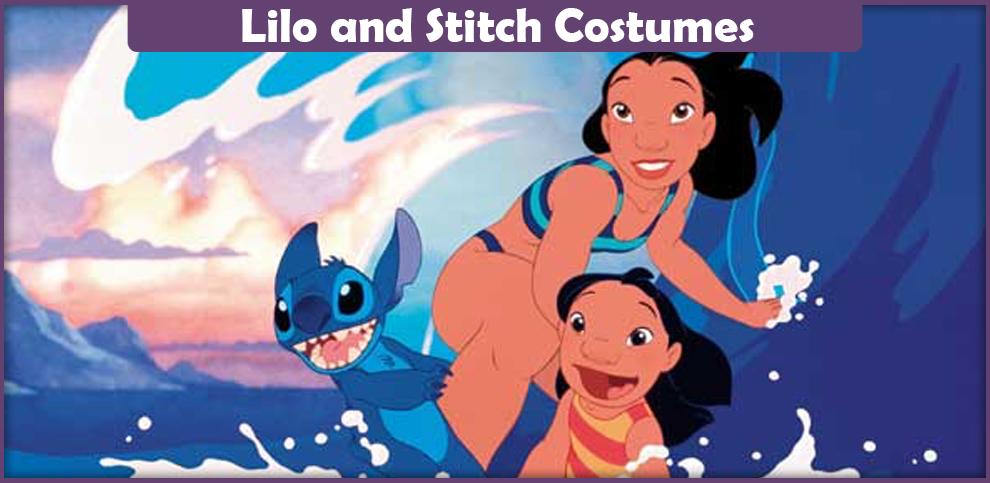 Lilo and Stitch Costumes – A DIY Guide
