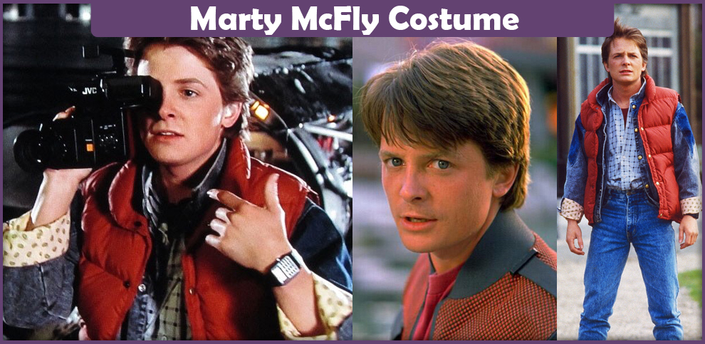 Marty McFly Costume – A DIY Guide