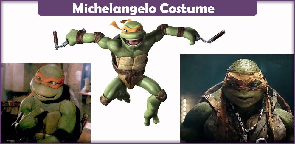 Michaelangelo Costume