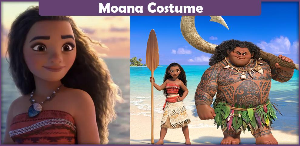 Moana Costume – A DIY Guide