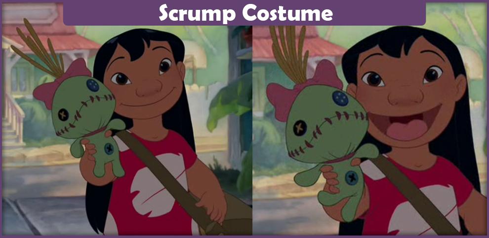 Scrump Costume – A DIY Guide