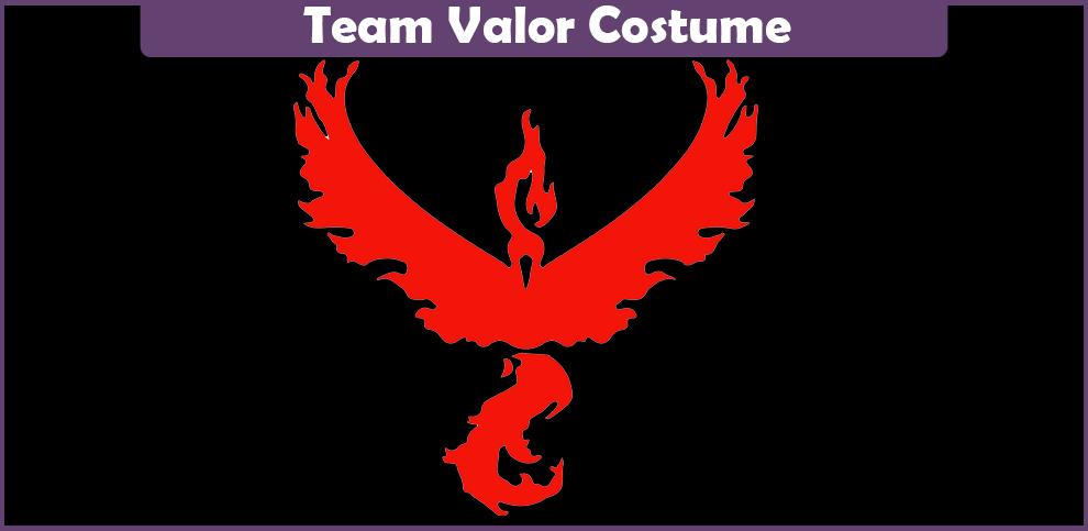 Team Valor Costume – A DIY Guide