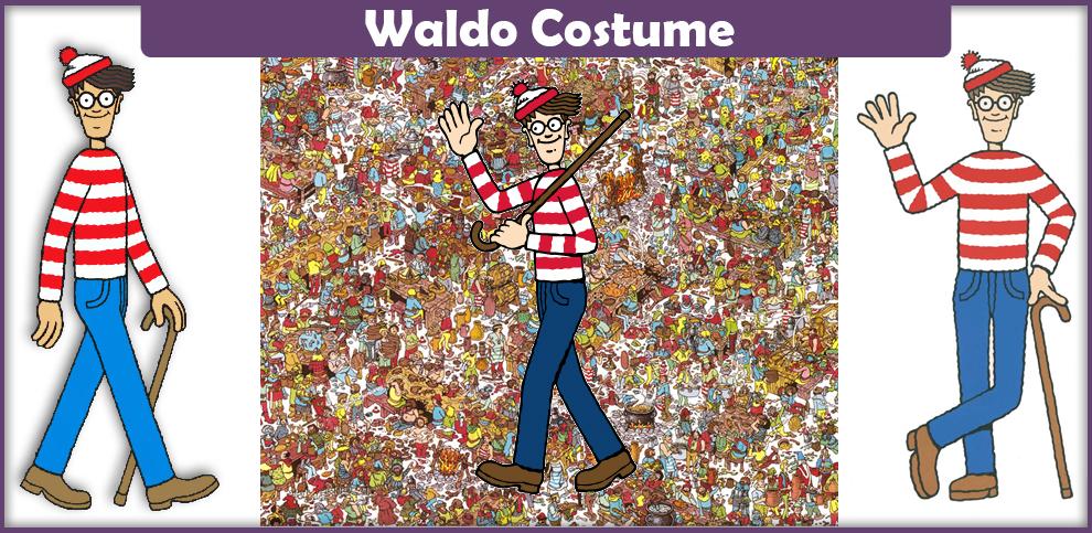 Waldo Costume – A DIY Guide