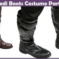 Jedi Boots - A DIY Guide
