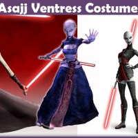 Asajj Ventress Costume - A DIY Guide