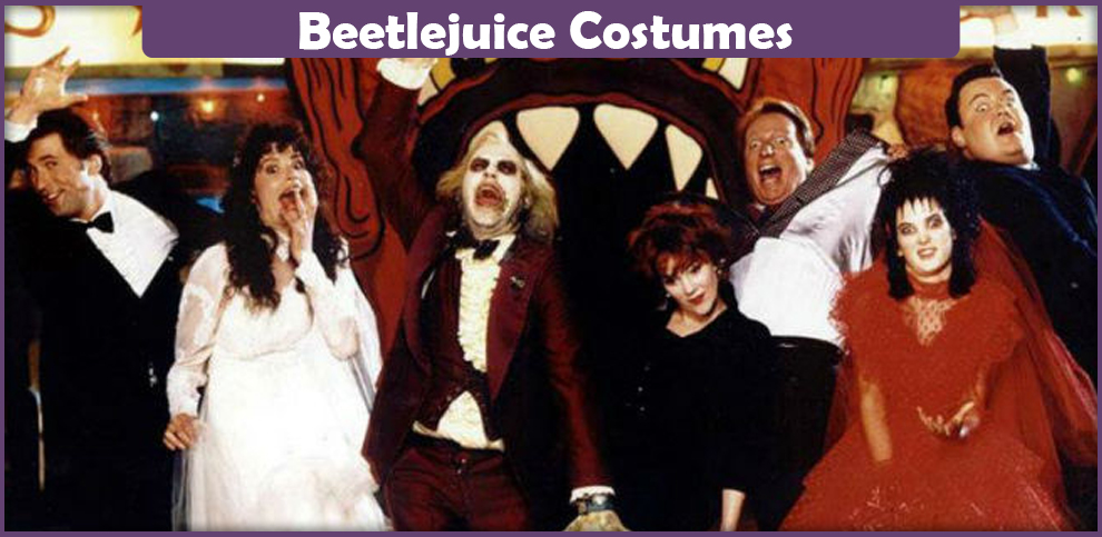 Beetlejuice Costumes –  A DIY Guide