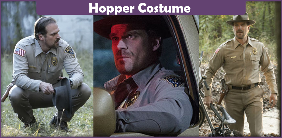 Hopper Costume – A DIY Guide