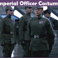 Imperial Officer Costume - A DIY Guide