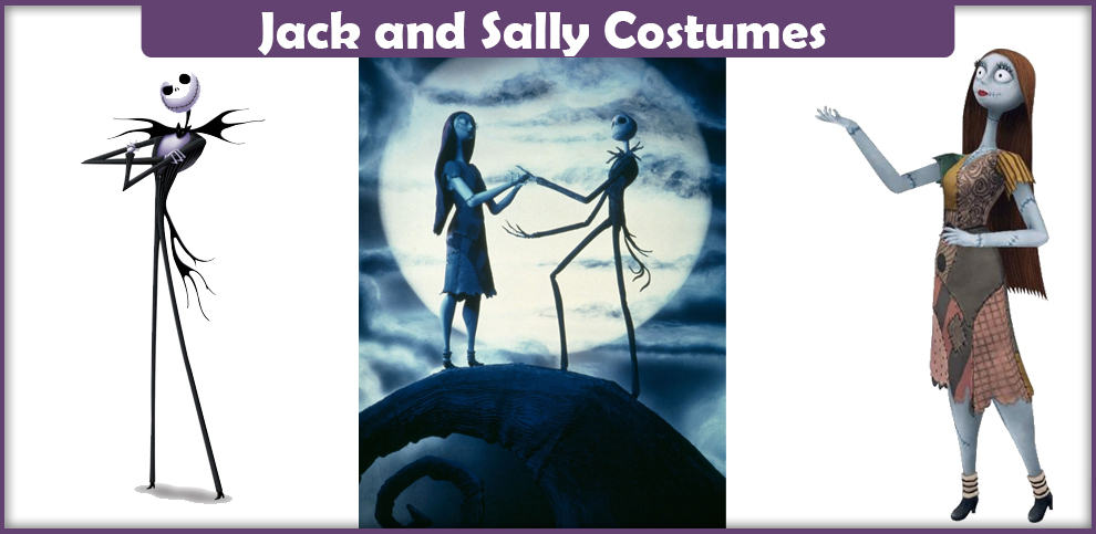 Jack and Sally Costumes – A DIY Guide