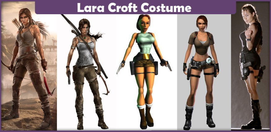 Lara Croft Costume A Diy Guide Cosplay Savvy