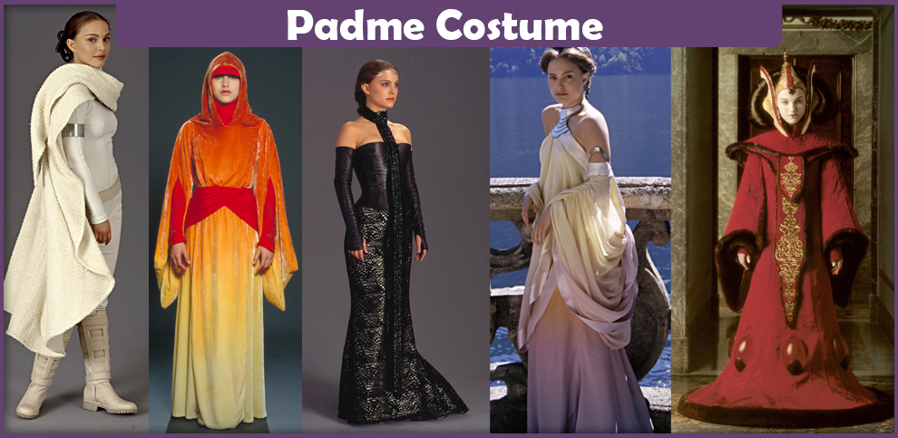 Padme Costume - A DIY Guide