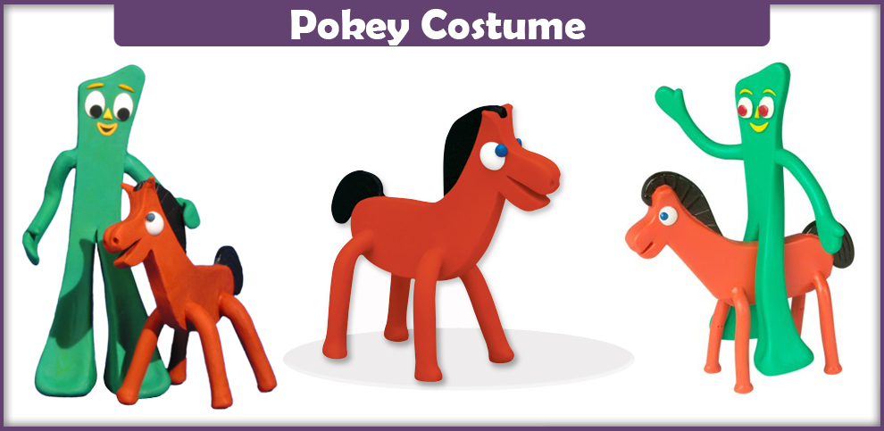 Pokey Costume – A DIY Guide