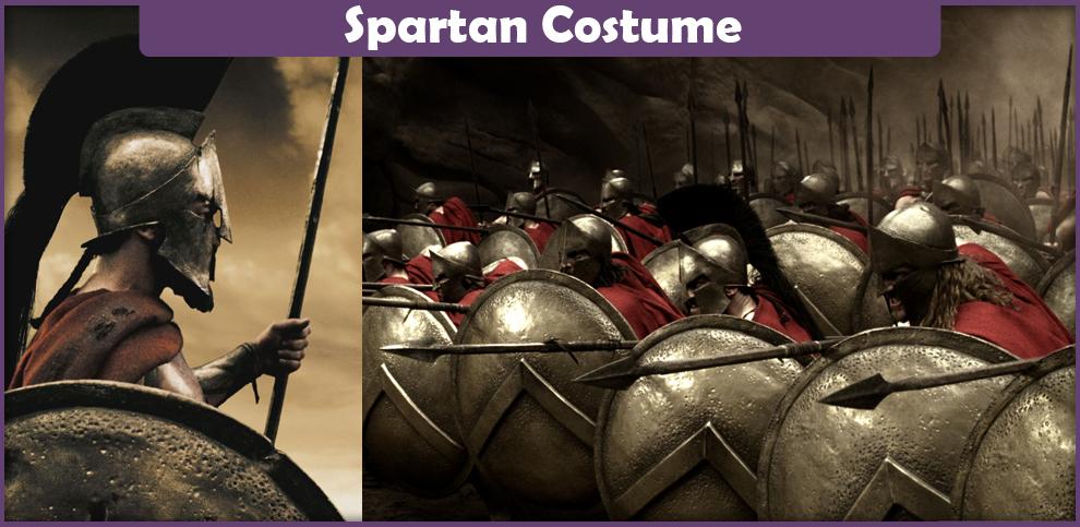 Spartan Costume – A DIY Guide
