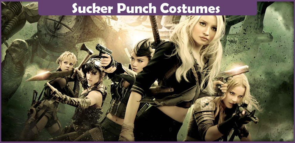 Sucker Punch Costumes – A DIY Guide