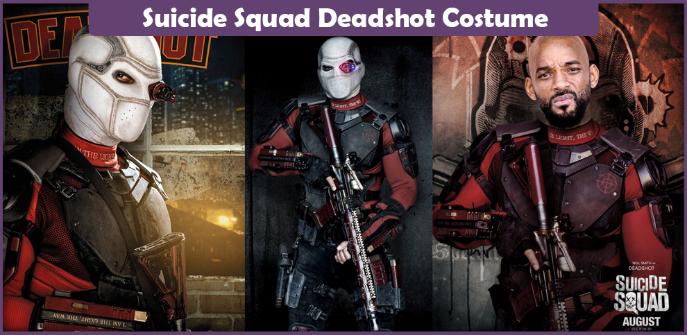 Suicide Squad Deadshot Costume – A DIY Guide