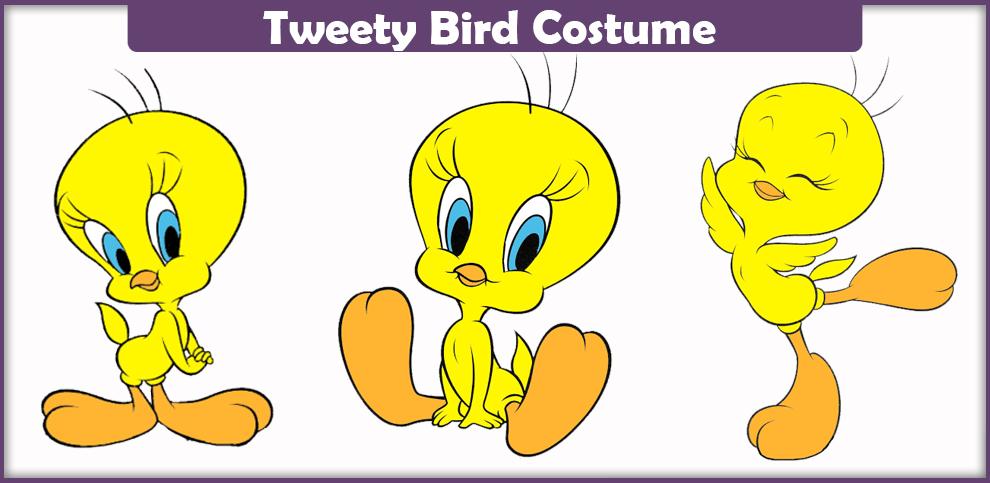 Tweety Bird Costume – A DIY Guide