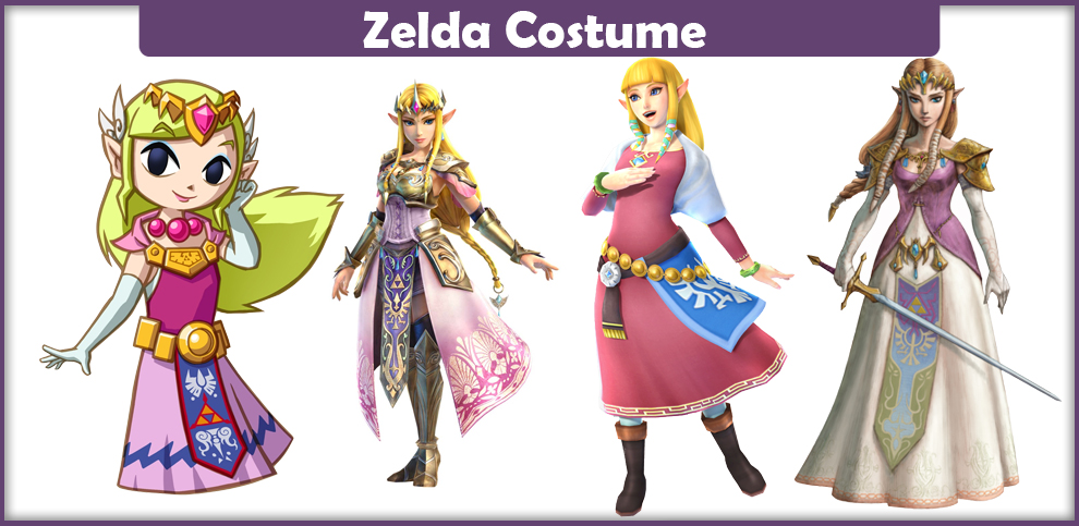Zelda Costume – A DIY Guide
