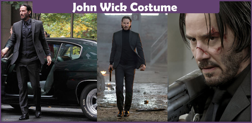 John Wick Costume - A DIY Guide