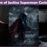 Dawn of Justice Superman Costume - A DIY Guide