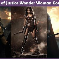 Dawn of Justice Wonder Woman Costume - A DIY Guide
