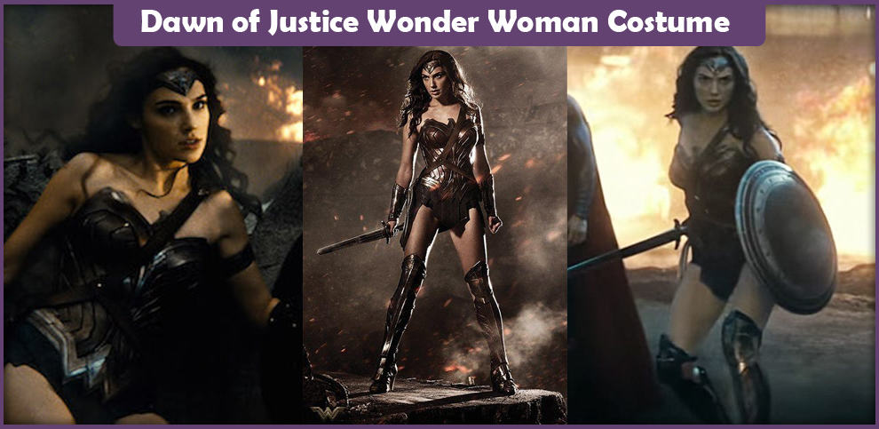 Dawn of Justice Wonder Woman Costume – A DIY Guide