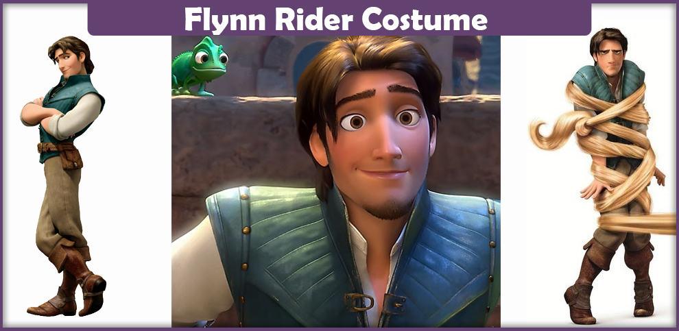 Flynn Rider Costume – A DIY Guide