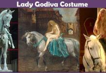 Lady Godiva Costume