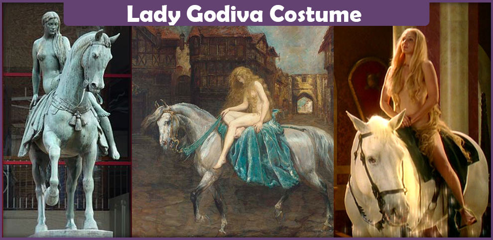 Lady Godiva Costume – A DIY Guide
