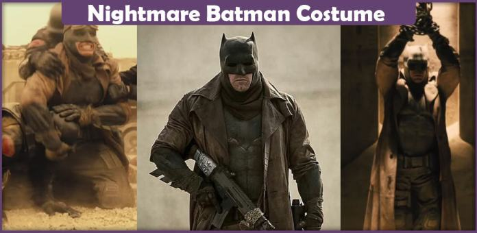 Knightmare Batman Costume
