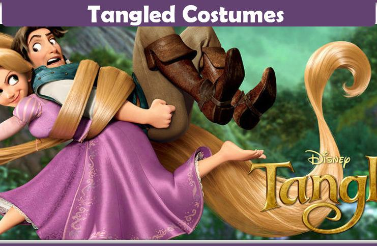 Tangled Costumes