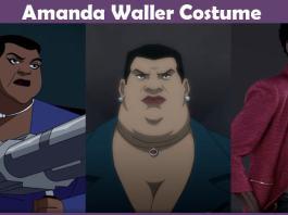 Amanda Waller Costume