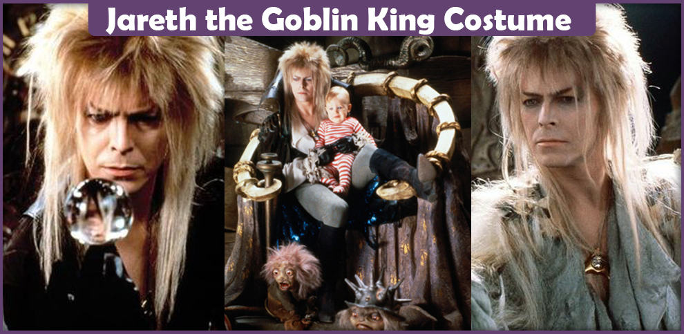 Jareth The Goblin King Costume – A DIY Guide