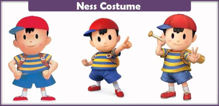 Ness Costume