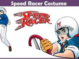 Speed Racer Costume