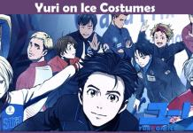 Yuri on Ice Costumes