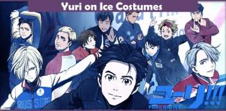 Yuri on Ice Costumes