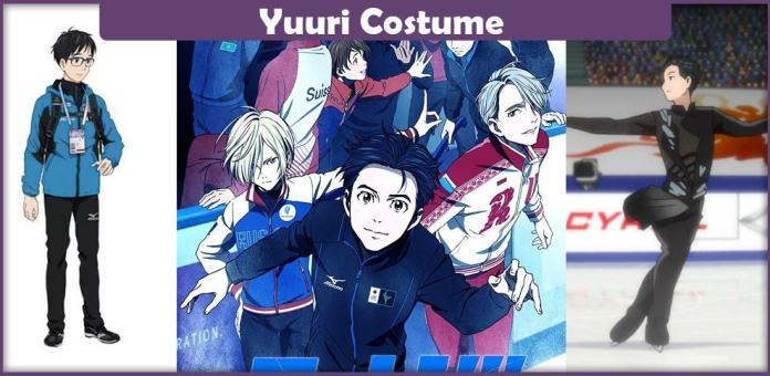 Yuuri Costume